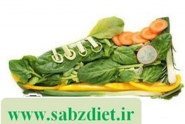 ارتباط تغذیه و فعالیت بدنی