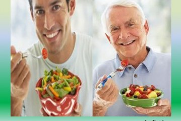 اصول تغذیه در دوران سالمندی