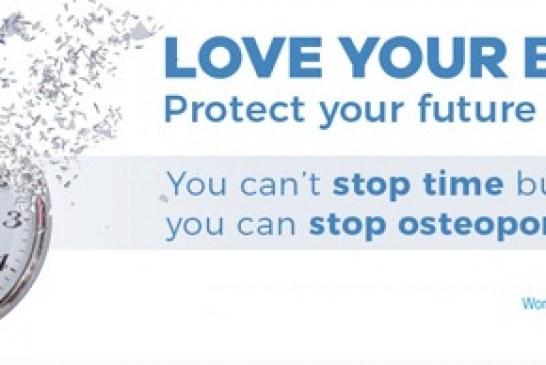 ۲۰ اکتبر- روز جهانی پوکی استخوان