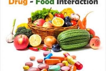 تداخلات دارو- غذا