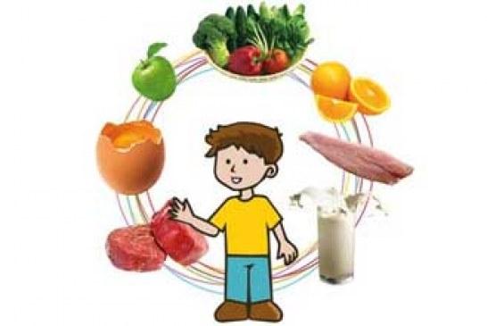 تغذیه در سنین بلوغ