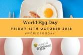 ۱۷ مهر روز جهانی تخم مرغ