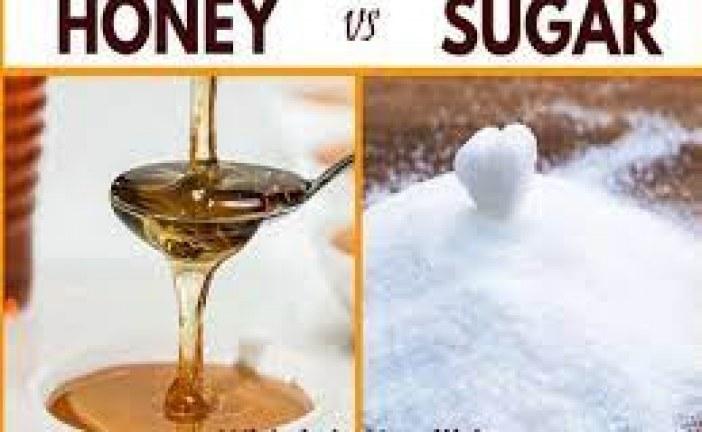 عسل بهتر است یا شکر؟!